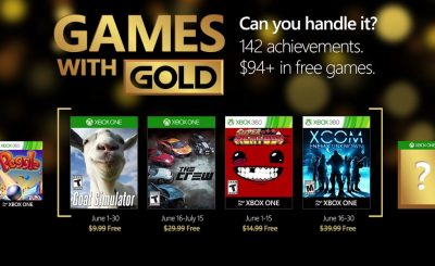Games with Gold im Juni – Niveauvoll mit Goat Simulator und Co.