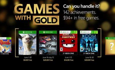 Games with Gold im Juni – Niveauvoll mit Goat Simulator und Co.