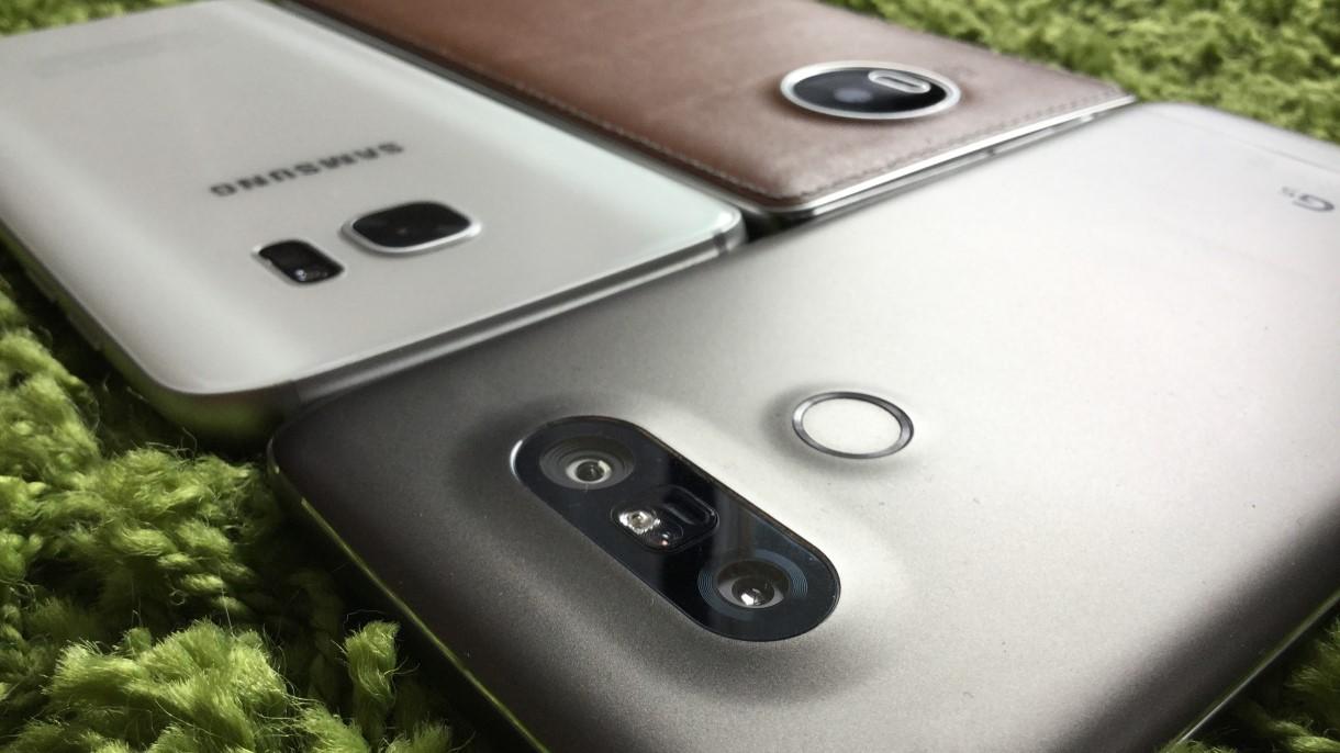 Kameravergleich – Samsung Galaxy S7 Edge vs LG G5 vs Lumia 950 XL