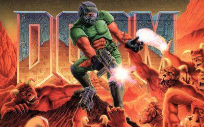 Das erste Doom war nicht wirklich 3D
