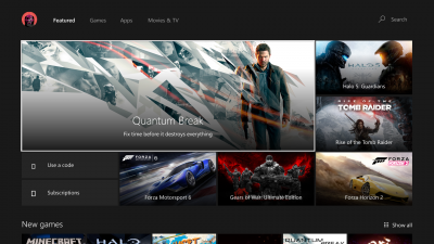 Apps auf der Xbox One – Ein Killer-Feature?