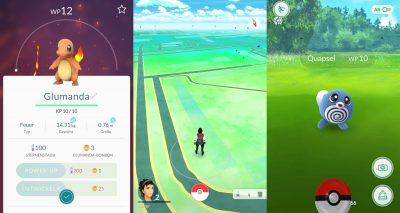 Pokémon GO verfügbar und ausprobiert