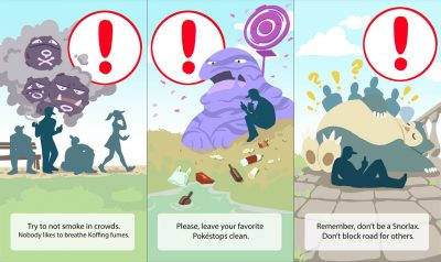 Pokémon GO – Pokéstops und Arenen einreichen