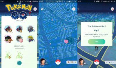 Pokémon GO Update – Spielernamen ändern, Fang-Bug behoben und neuer Tracker