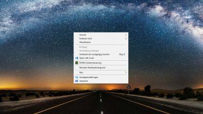 Windows 10 und das Kontextmenü – Eine schier endlose Vielfalt