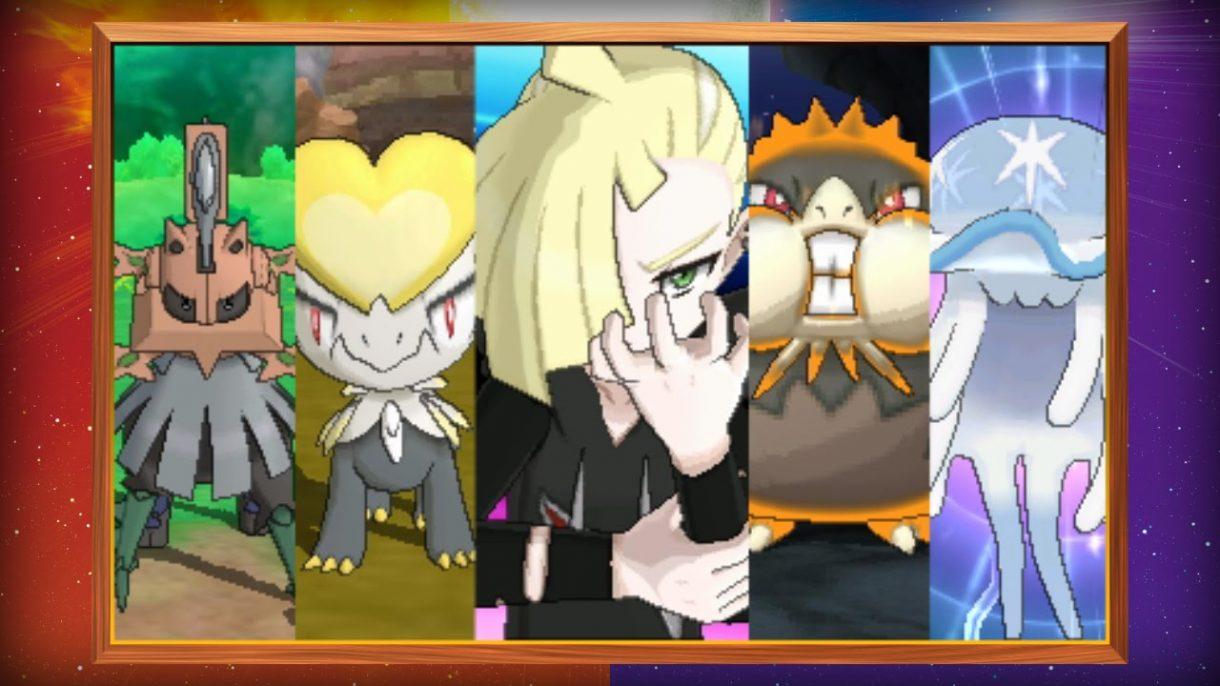 Pokemon Sonne und Mond - Team Aether