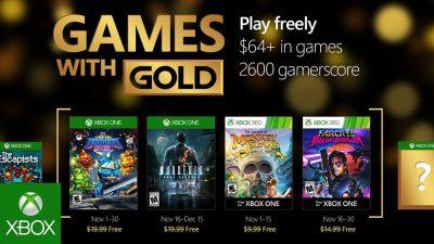 Games with Gold im November – Monkey Island, Far Cry 3 Blood Dragon und mehr