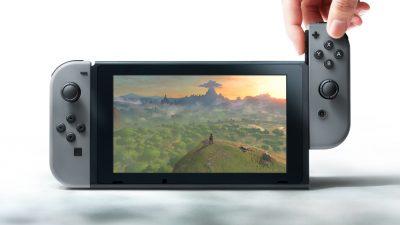 Ein paar Gedanken zur Modularität der Nintendo Switch