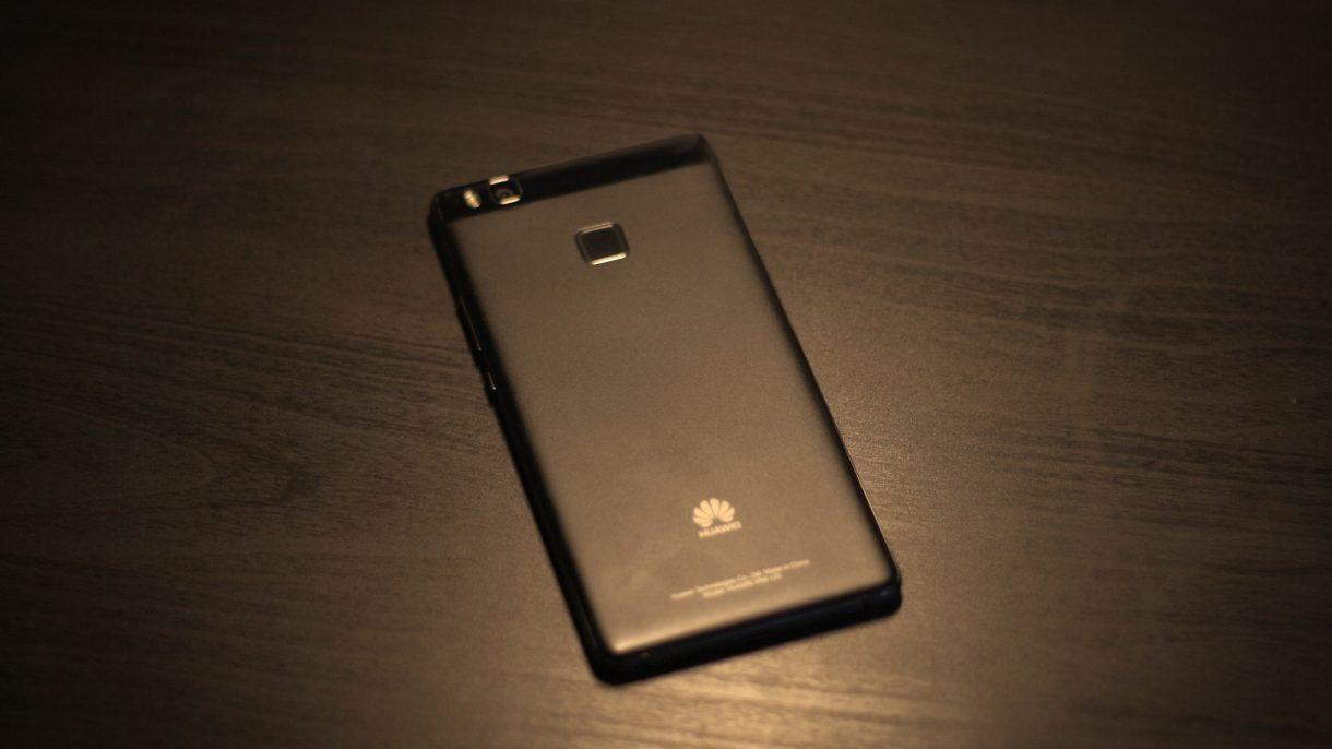 Huawei P9 Lite Rückseite