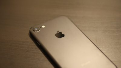 Die ersten Tage mit dem iPhone 7