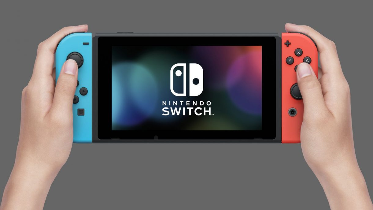 Nintendo Switch - color