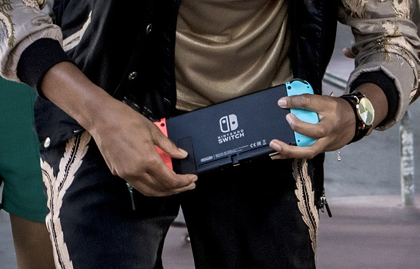 Switch portable
