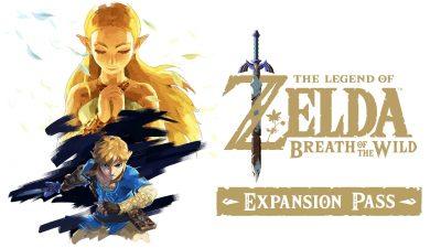 Zelda: Breath of the Wild mit Season Pass und Launch-DLC