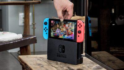 Die Problematik um den geringen Speicher der Nintendo Switch