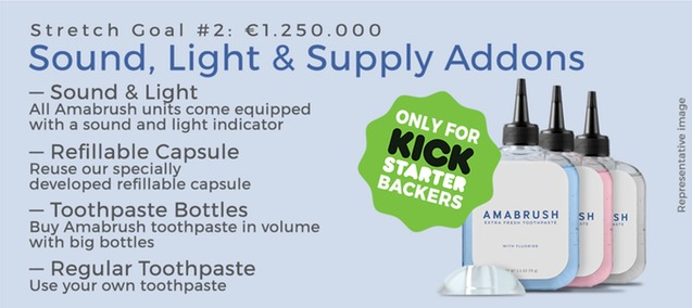 Amabrush – Zweites Stretch Goal