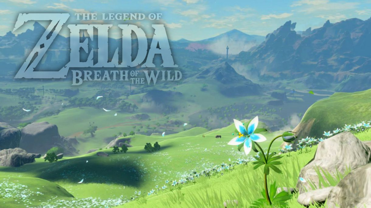 Breath of the Wild - Ende
