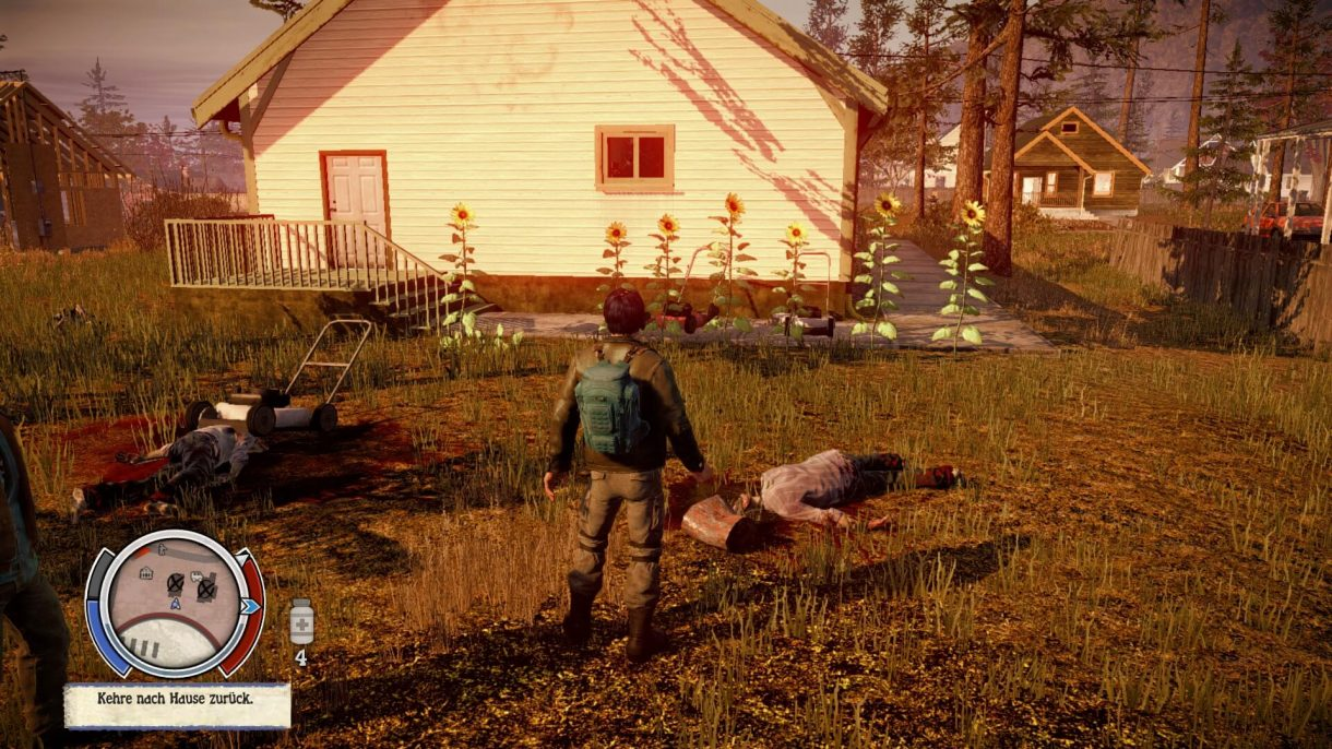 State of Decay Year-One - Easter Egg