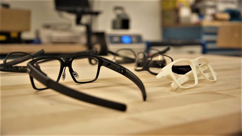 Intel Vaunt - Smart Glasses