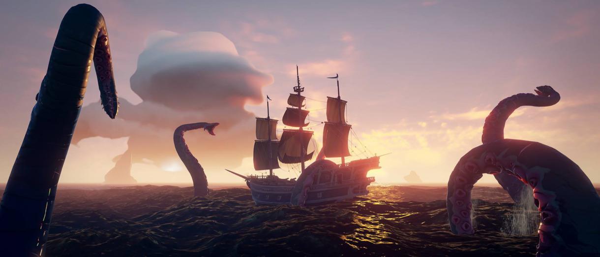 Sea of Thieves - Kraken