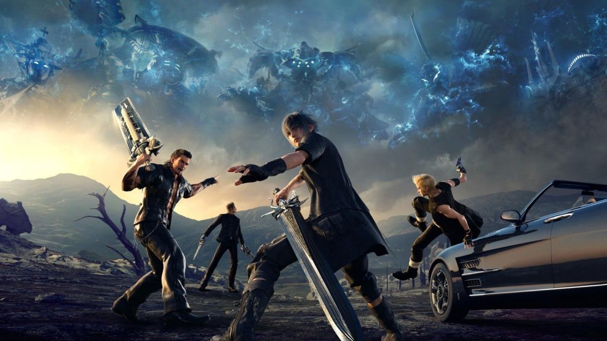 Final Fantasy XV – Die Protagonisten
