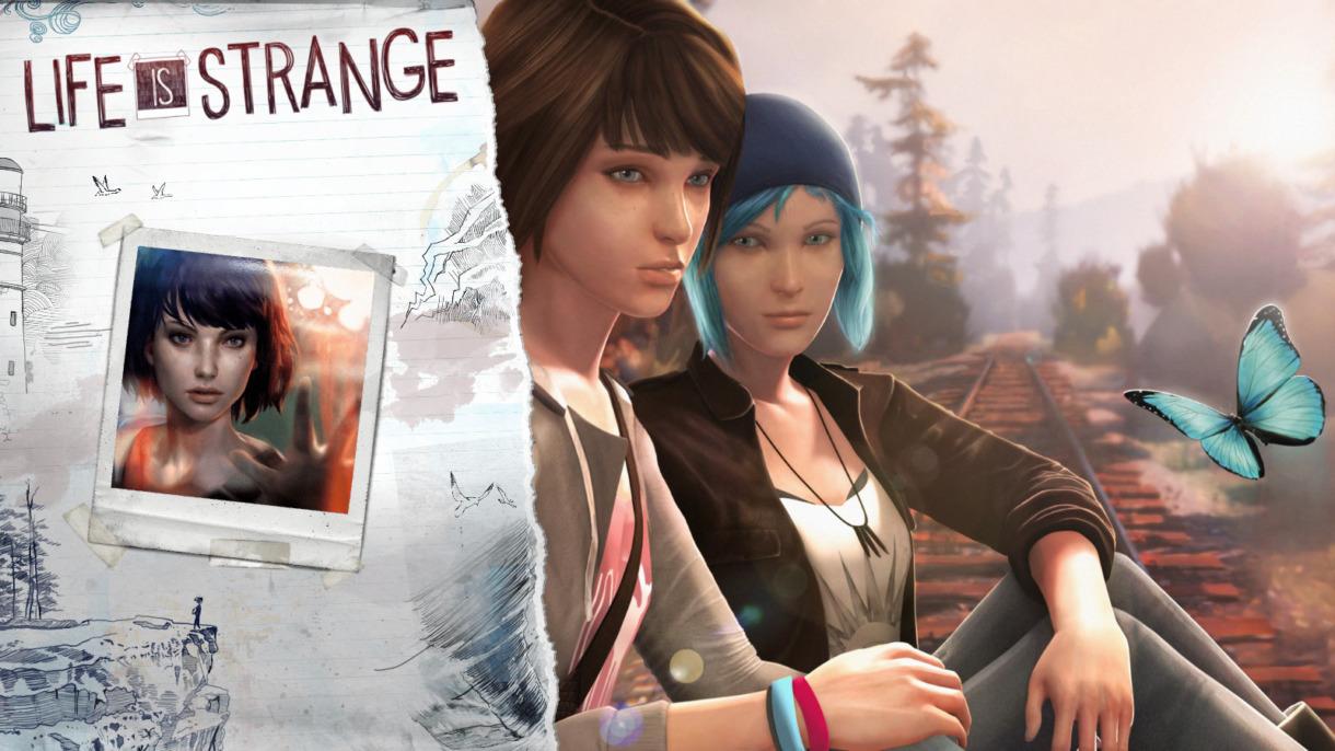 Life is Strange – Max und Chloe