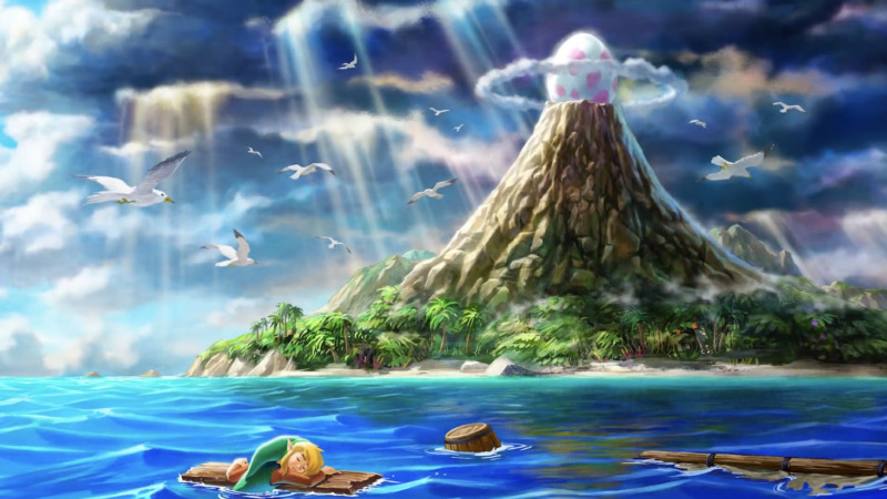 The Legend of Zelda - Links Awakening