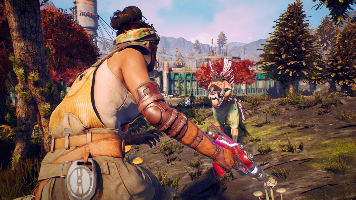 The Outer Worlds – Parvati