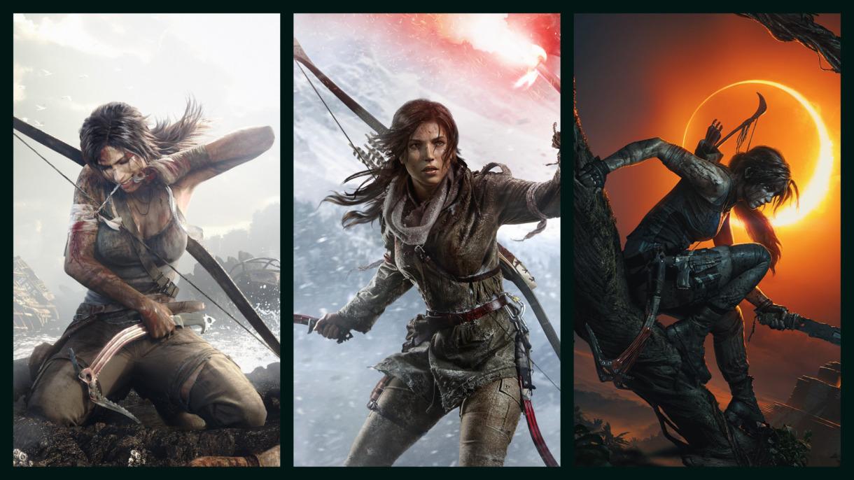 Tomb Raider Trilogie