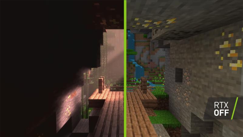 Minecraft Raytracing