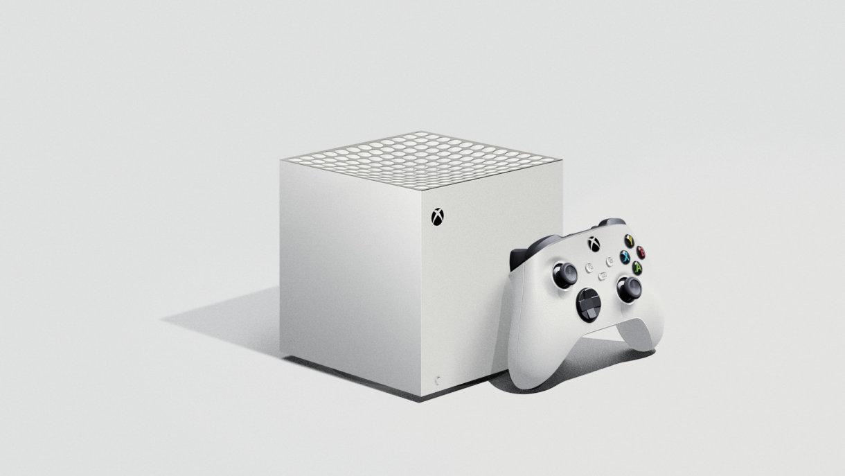 Xbox Series S Konzept