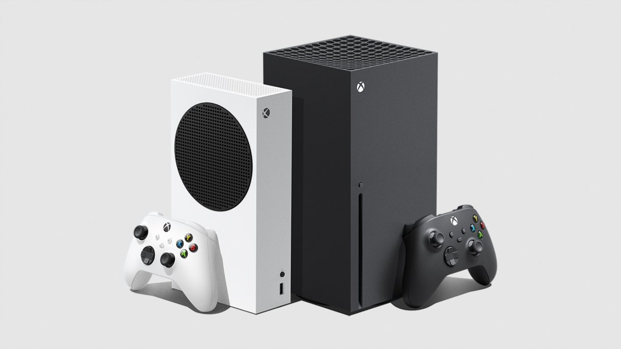 Xbox Series S und Xbox Series X