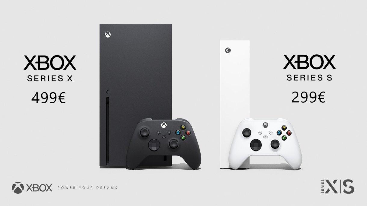 Xbox Series S und Xbox Series X Preise